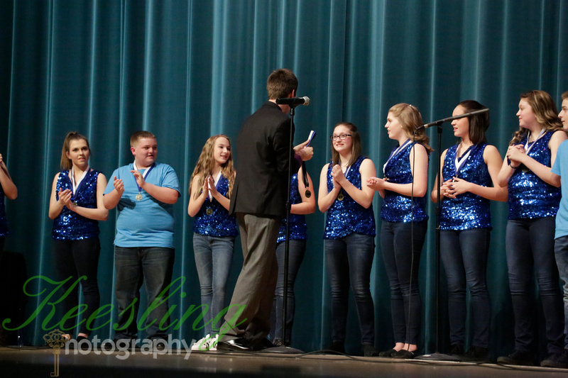 Keesling photography nc choirs show choir spectacular 03 for Craft shows in nc 2017